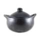 Black pottery rond