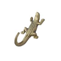 Wandhaak krokodil