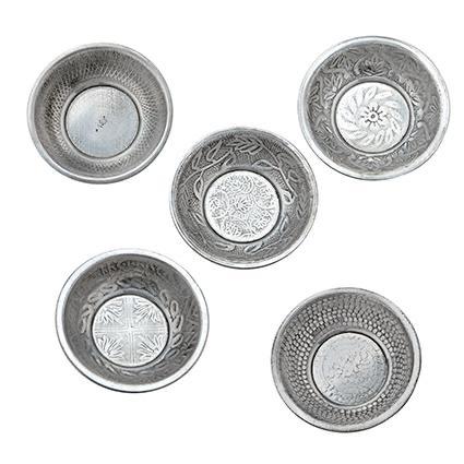 Aluminium schaaltjes small
