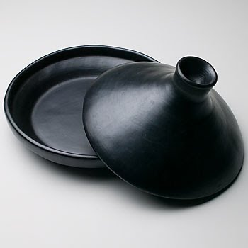 Black Pottery Tajine
