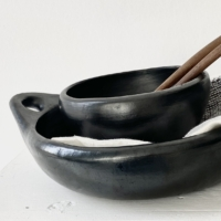 Black Pottery